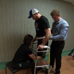 Stem Cell Therapy Helps Paralyzed Man Regain Function