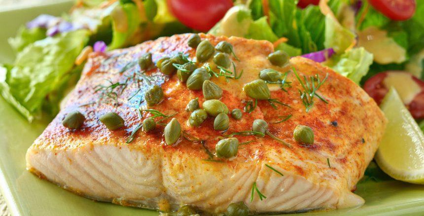 diet rich in fish alzheimers